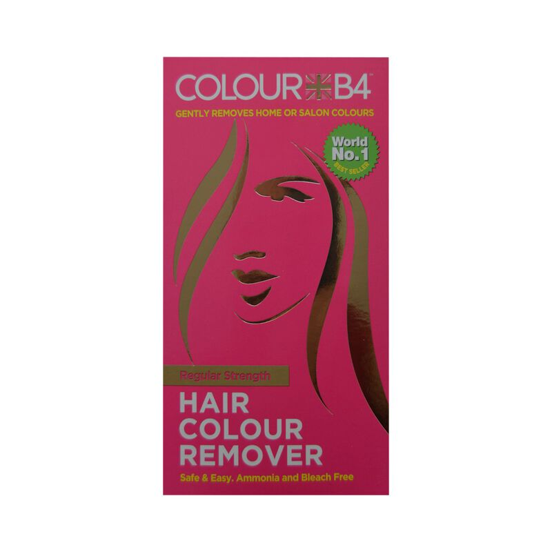 ColourB4 Hair Colour Remover - Regular