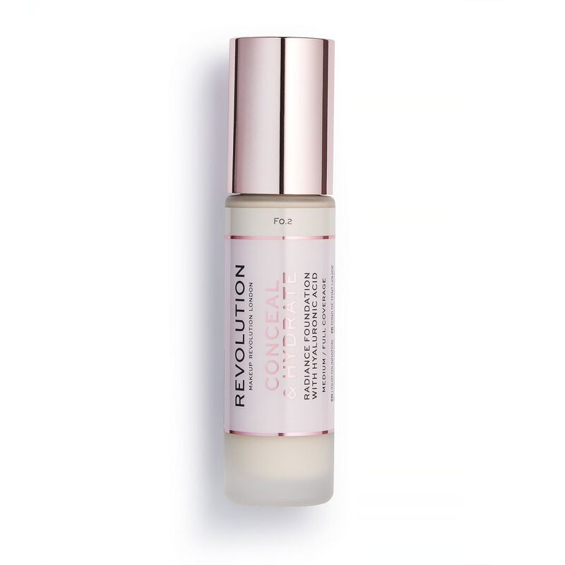 Conceal & Hydrate Foundation F0.2