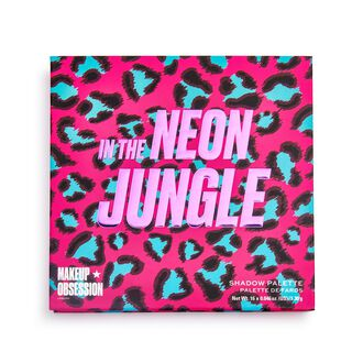 In The Neon Jungle Eyeshadow Palette