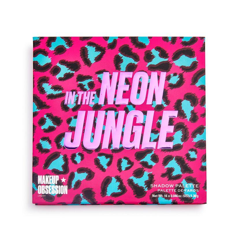 In The Neon Jungle Eyeshadow Palette