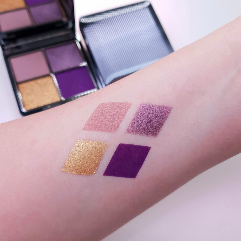 XX Revolution XXpress Quad Eyeshadow Palette