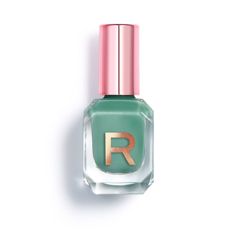 High Gloss Nail Polish Sage