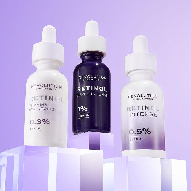 Revolution Skincare 0.5% Retinol Intense Serum