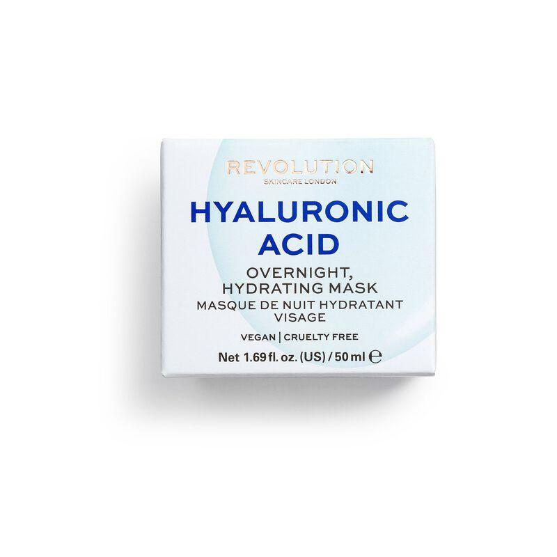 Hyaluronic Acid Overnight Hydrating Face Mask