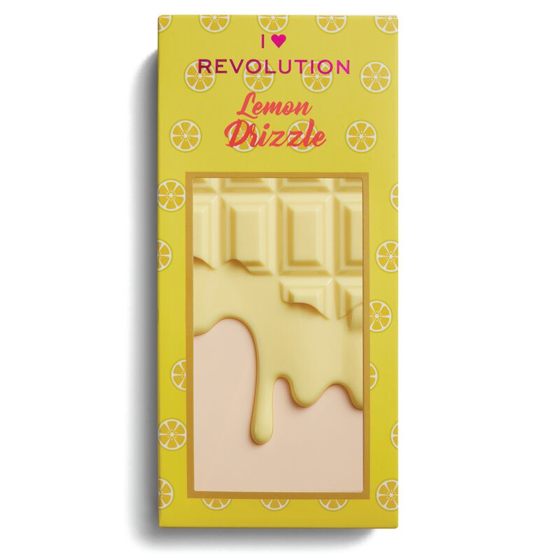 Lemon Drizzle Chocolate Palette