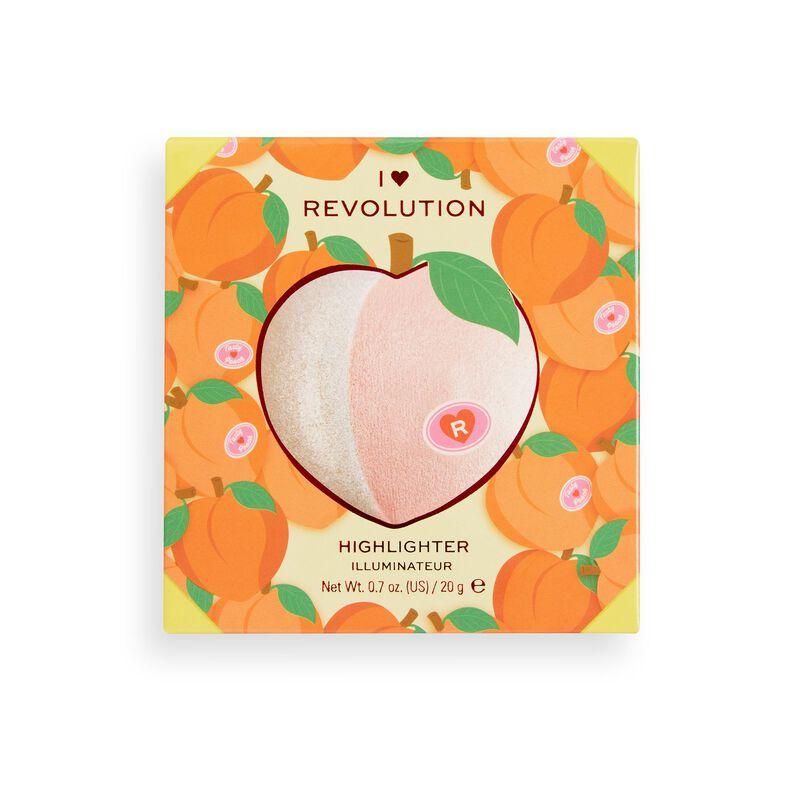 I Heart Revolution Tasty 3D Peach Highlighter