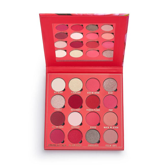 Makeup Obsession Kisses Eyeshadow Palette