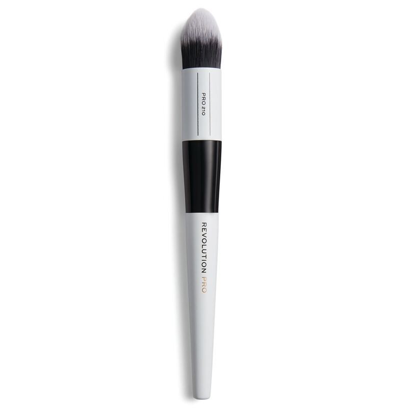 210 Medium Dense Round Pointed Brush