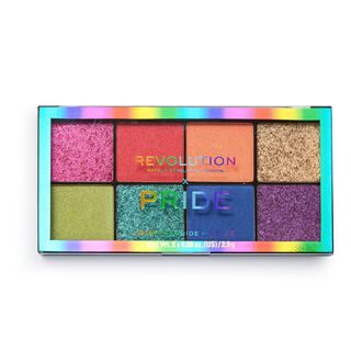 Makeup Revolution X Pride Spirit Of Pride Eyeshadow Palette