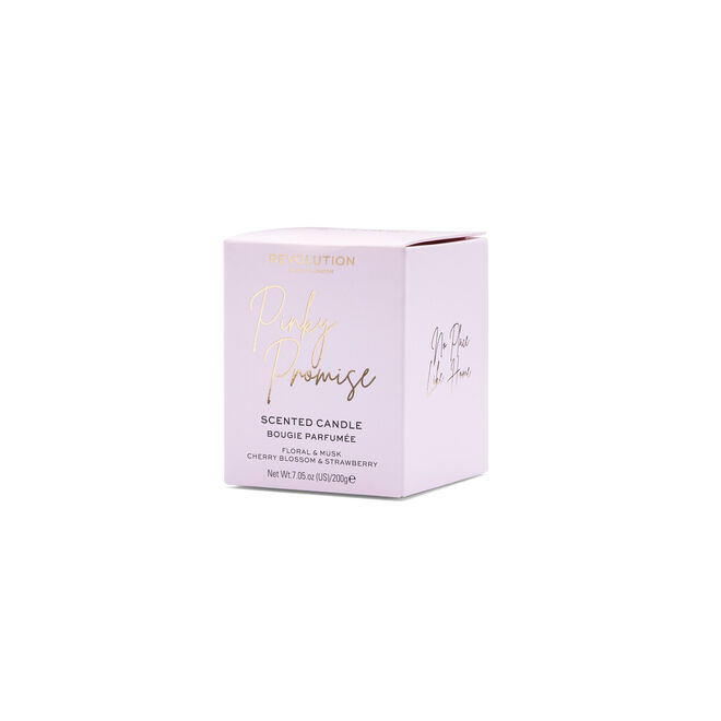 Revolution Home Pinky Promise Scented Candle