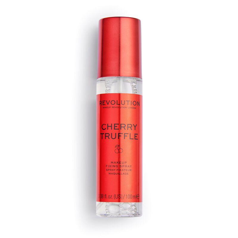 Makeup Revolution Precious Stone Fixing Spray Cherry Truffle
