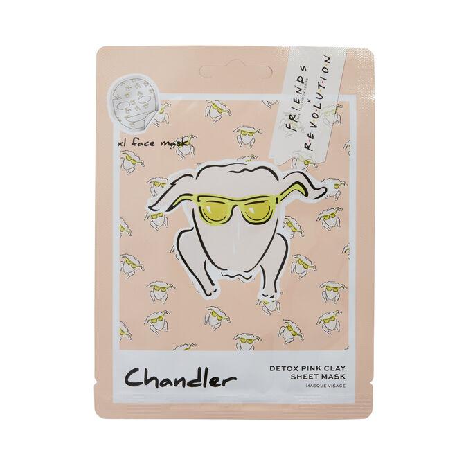 Makeup Revolution X Friends Chandler Pink Clay Sheet Mask
