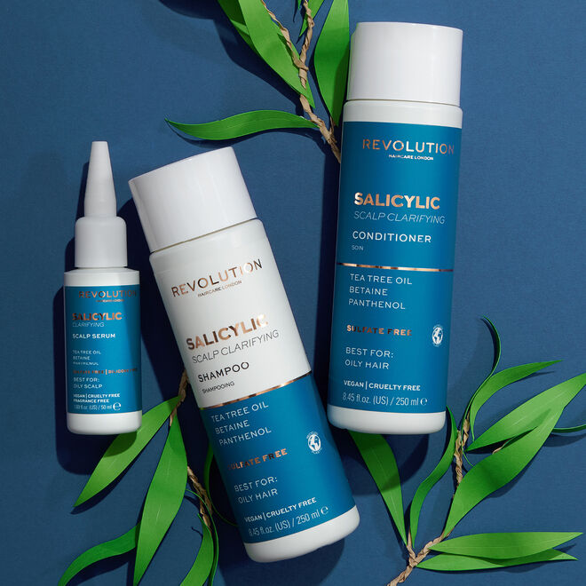 Revolution Haircare Salicylic Acid Clarifying Conditioner for Oily Hair