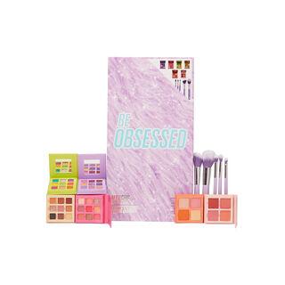 Makeup Obsession Be Obsessed Palette Vault Gift Set