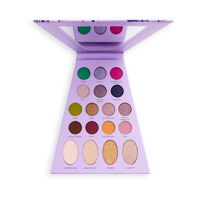 Makeup Revolution x Bratz Doll Eyeshadow Palette Yasmin