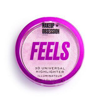 Makeup Obsession Feels Diamond Highlighter Bo$$