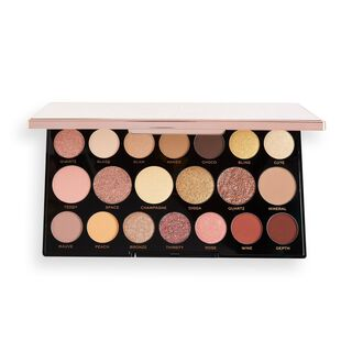 Makeup Revolution Precious Glamour MegaStar Eyeshadow Palette Diamond Edition
