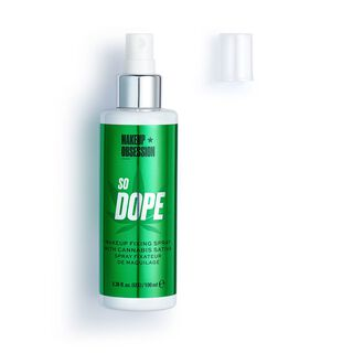 Makeup Obsession So Dope CBD Setting Spray