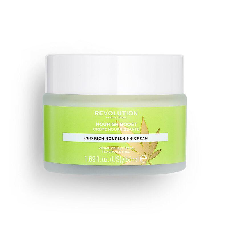 Revolution Skincare CBD Nourish Boost Cream