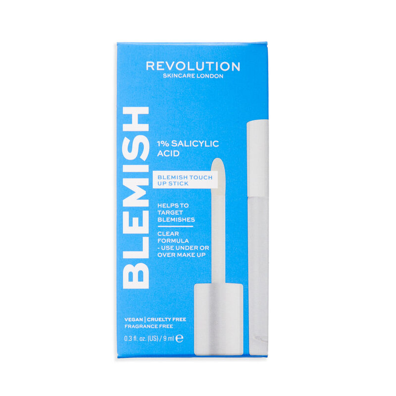 Revolution Skincare Anytime Anywhere 1% Salicylic Acid Blemish Touch Up Stick