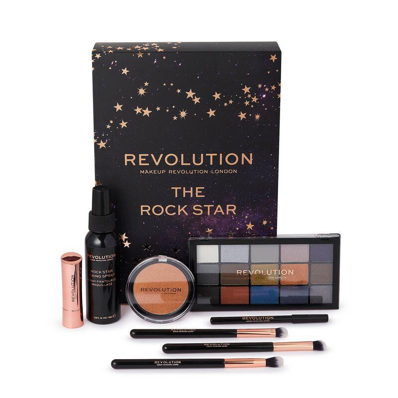 Makeup Revolution The Rock Star Gift Set