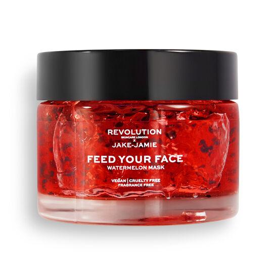 Revolution Skincare x Jake Jamie Watermelon Face Mask Unfragranced