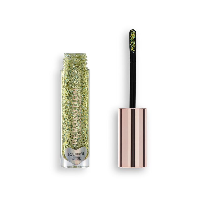 Makeup Revolution Viva Glitter Body Gloss Sunrise Sunset