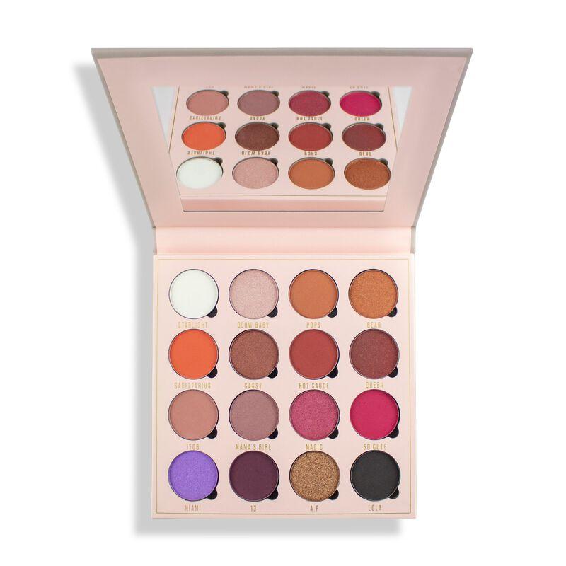x Belle Jorden Eyeshadow Palette