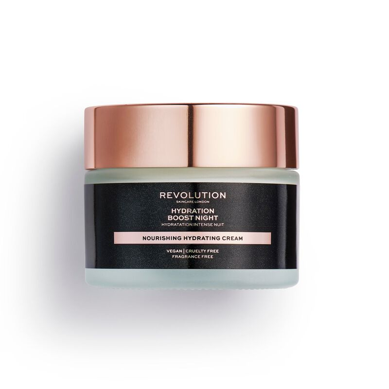 Revolution Skincare Hydration Boost Night Cream