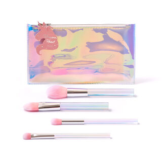 I Heart Revolution Unicorn Heart Glow Brush Set