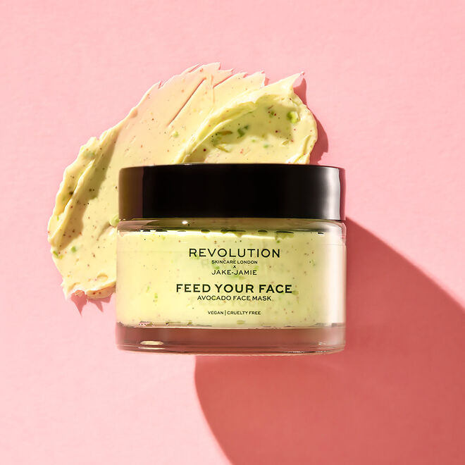 Revolution Skincare Jake-Jamie Feed your Face Trilogy Face Mask Collection