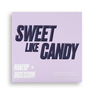 Makeup Obsession Sweet Like Candy Eyeshadow Palette