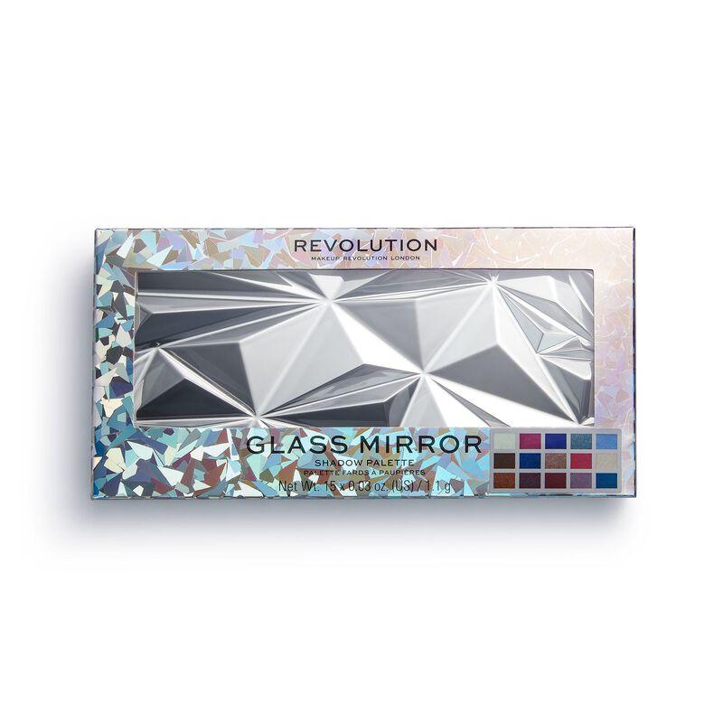 Makeup Revolution Glass Mirror Eyeshadow Palette