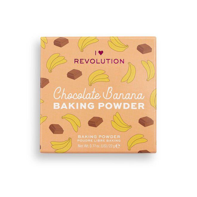 Loose Baking Powder Chocolate Banana
