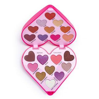 Heartbeats Eyeshadow Palette