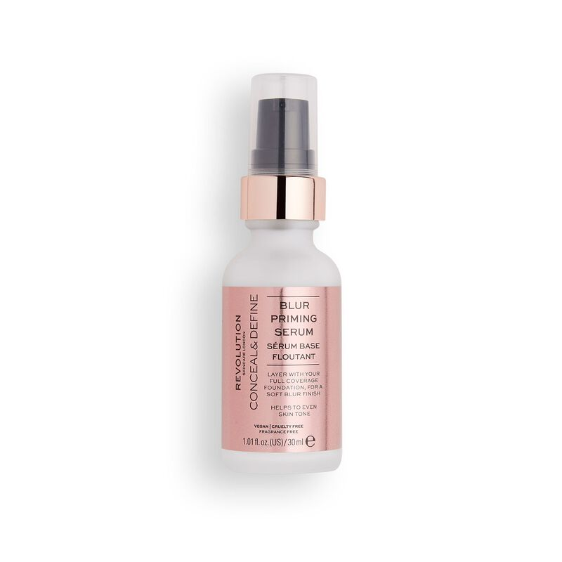 Revolution Skincare Conceal & Define Blur Priming Serum