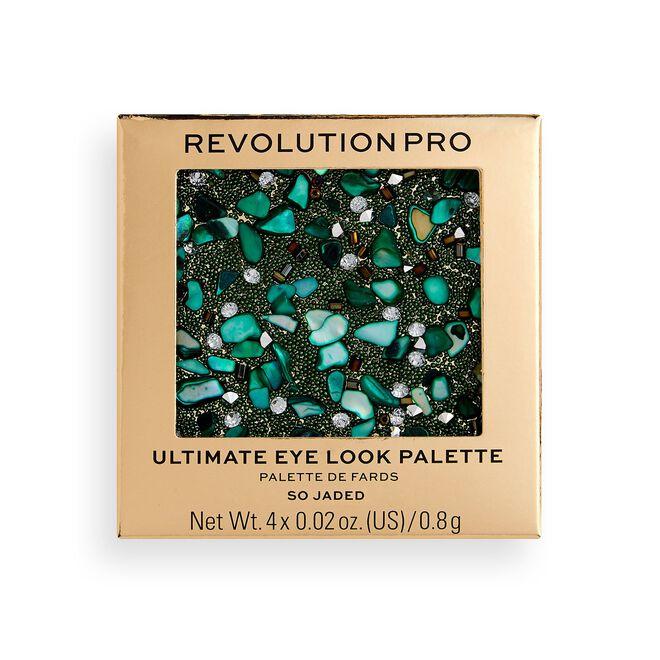 Revolution Pro So Jaded Eyeshadow Palette