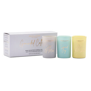 Revolution Home Grounded Mini Candle Gift Set