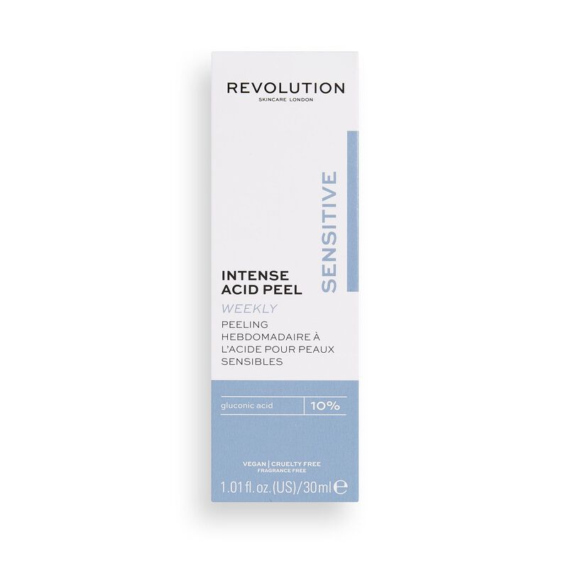 Revolution Skincare Sensitive Skin Intense Peeling Solution