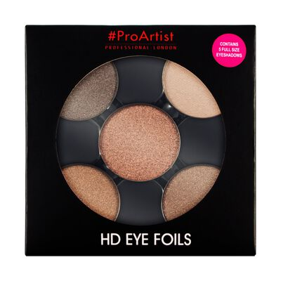 HD Eye Foils Bare
