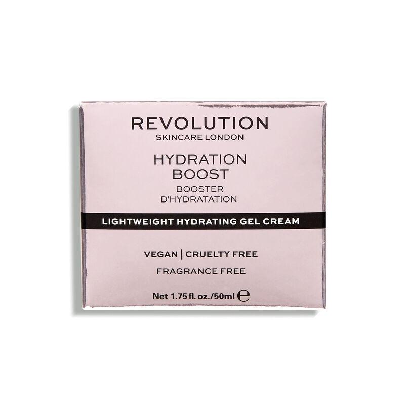Lightweight Hydrating Gel-Cream – Hydration Boost