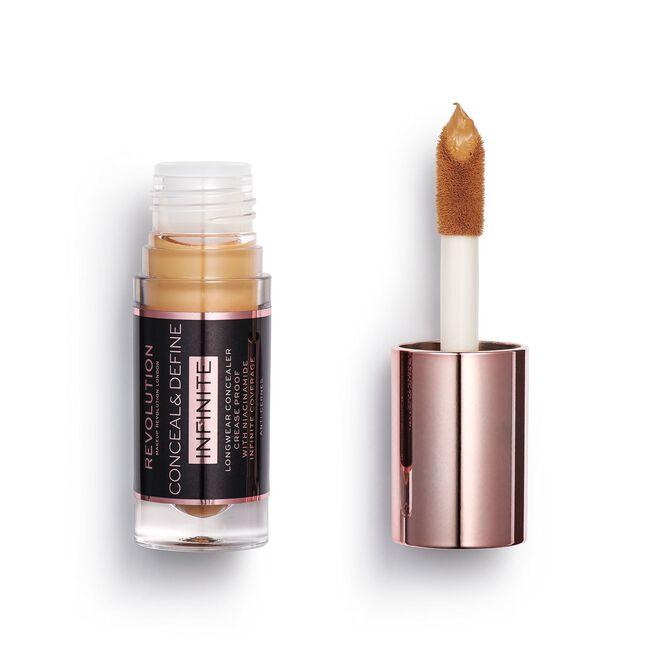 Makeup Revolution Conceal & Define Infinite Longwear Concealer (5ml) C12.2