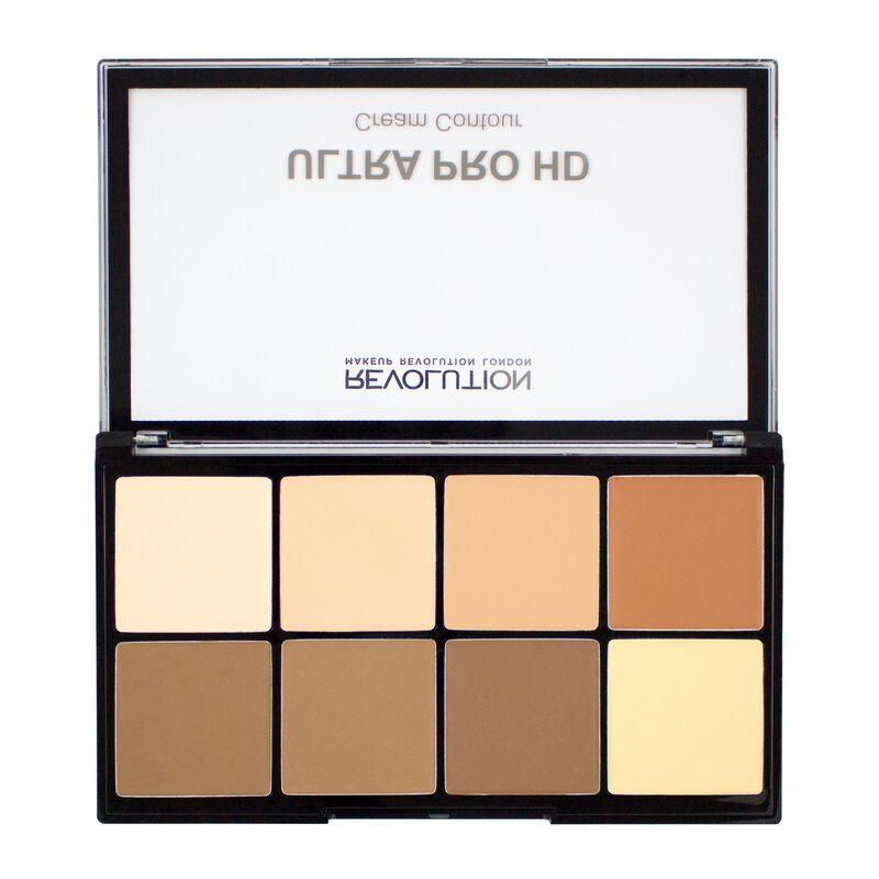 Pro Cream Contour - Light Medium