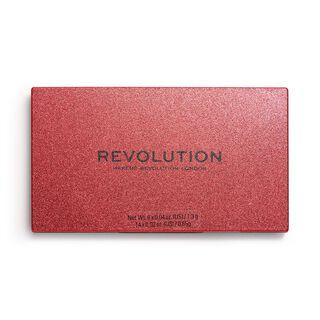 Makeup Revolution Precious Stone Ruby Shadow Palette
