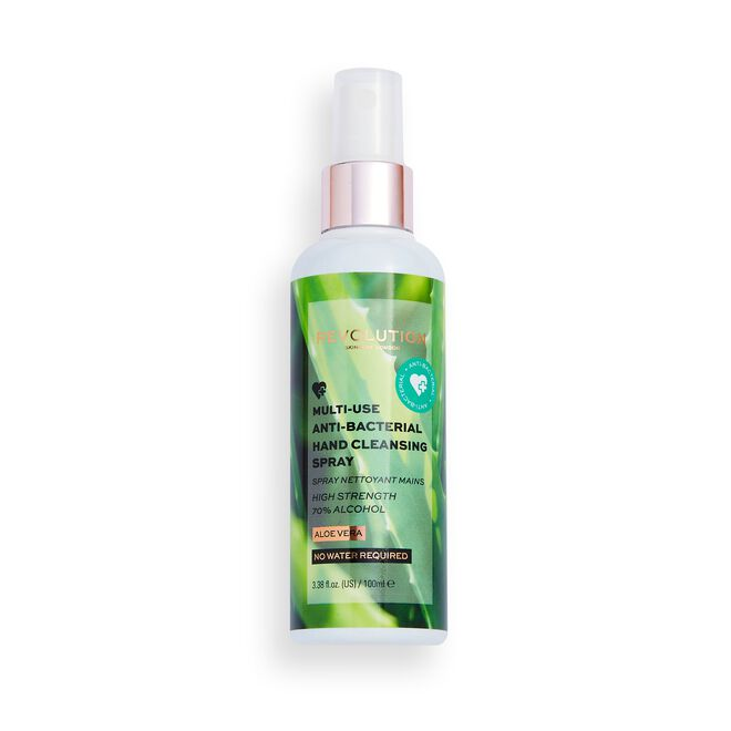 Revolution Skincare Aloe Vera Hand Cleansing Spray 100ml