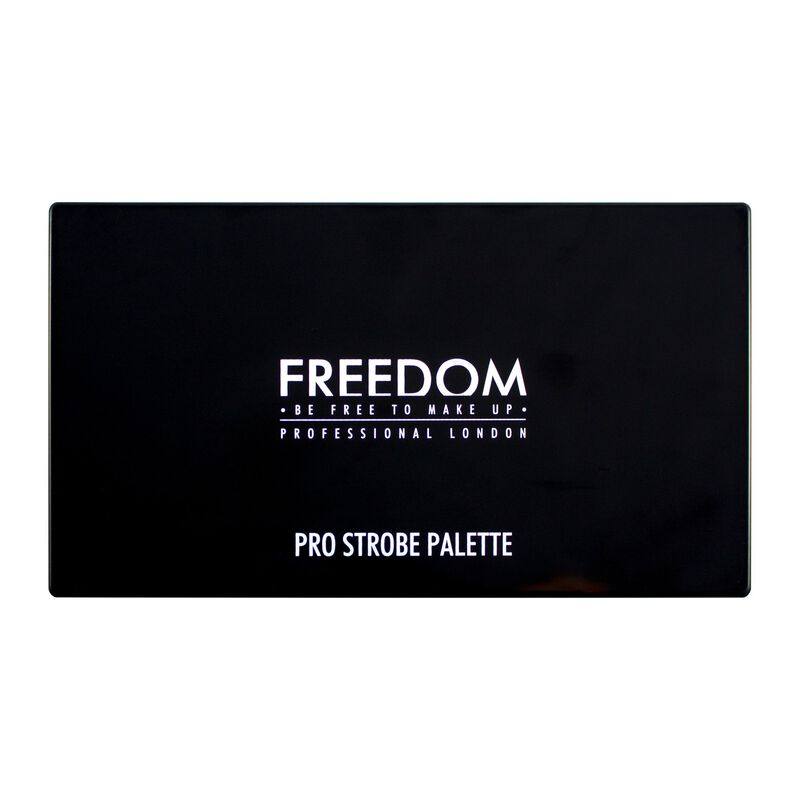 Pro Powder Strobe Palette with Brush