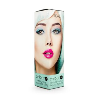 ColourOn Pastel Toner Teal 100ml