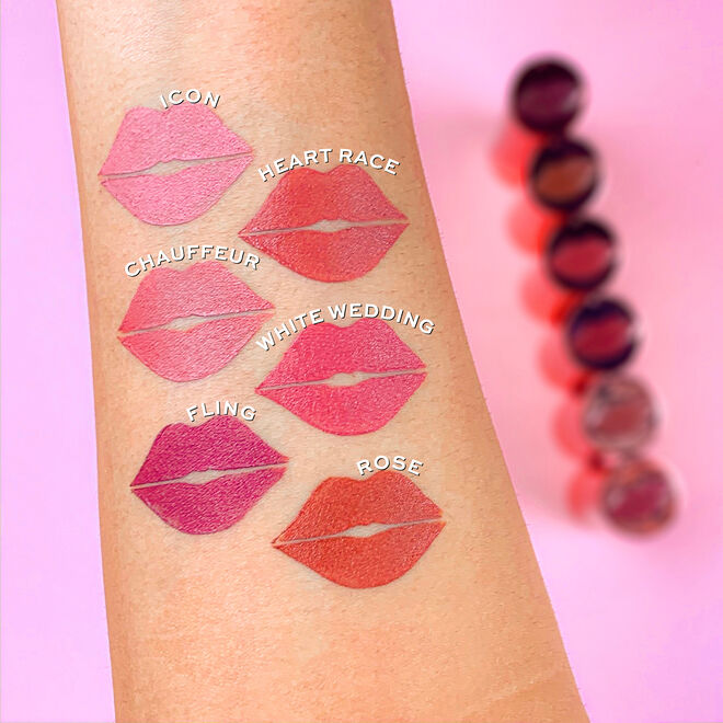 Satin Kiss Lipstick Icon