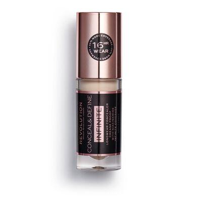 Makeup Revolution Conceal & Define Infinite Longwear Concealer (5ml) C2