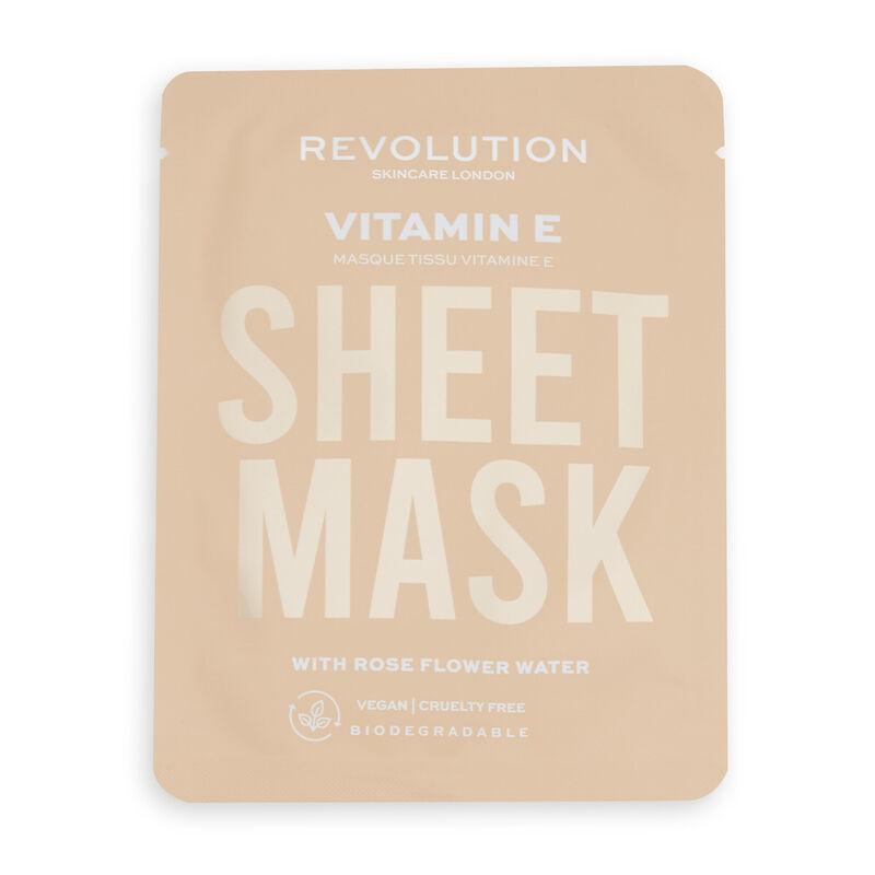 Revolution Skincare Biodegradable Dry Skin Sheet Mask 3 Pack